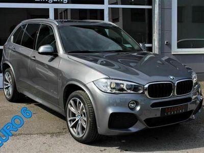 gebraucht BMW X5 xDrive30d EU6 M Sport+AHK+DAB+HUD+Hifi+
