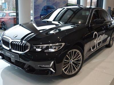gebraucht BMW 320 d xDrive Limousine Luxury Line Head-Up HiFi