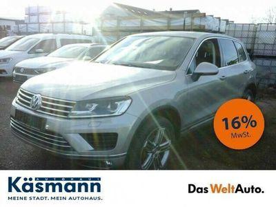 gebraucht VW Touareg V6 TDI Xenon*Luftfed.*AHK*Navi*Panorama