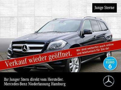 gebraucht Mercedes GL350 4M BT 360° Airmat COMAND SHD ILS EDW Sitzh