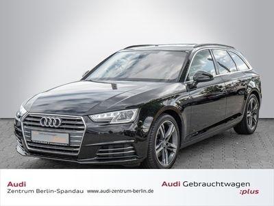 gebraucht Audi A4 Avant 2.0TDI EU6 S line S tronic *PANO*Standh.*