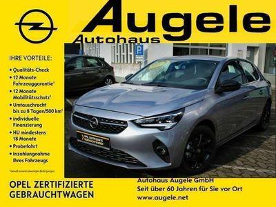 gebraucht Opel Corsa Elegance 1.2,SHZ, LHZ, PDC, Rückfahrkamera, LED