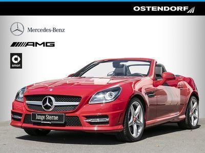 gebraucht Mercedes SLK200 AMG