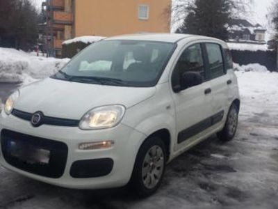 gebraucht Fiat Panda 37000km Klima Tüv 7/2020