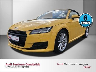 gebraucht Audi TT Roadster 2.0 TFSI Plus S-Sitze Pl