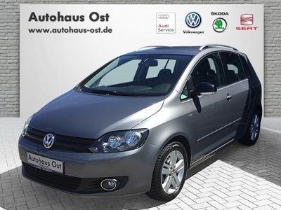 gebraucht VW Golf Plus Match 1.6TDI BMT 77kW Climatronic Wint