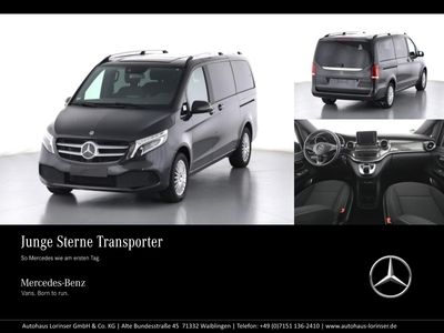 gebraucht Mercedes V250 d L 4M Edition DISTRONIC/LED/NAVI/STANDHZ