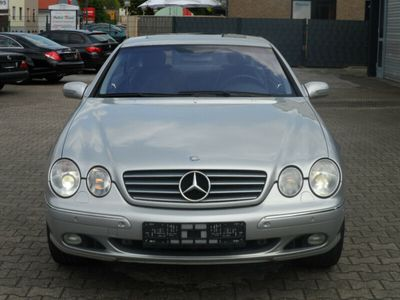 używany Mercedes 500 CL-Coupe