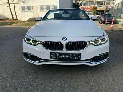 gebraucht BMW 440 Baureihe 4 Cabrio i xDrive Luxury Line