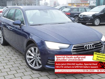 gebraucht Audi A4 Avant 2.0 TFSI 190 S-tronic Nav+ B&O in Kehl