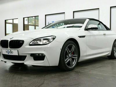 gebraucht BMW 650 Cabriolet ix M Sport Edition LED B&O voll!