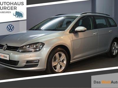gebraucht VW Golf VII Variant 2.0TDI DSG Comfortline/Xenon/Navi