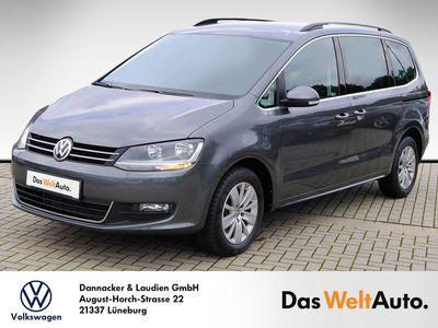 gebraucht VW Sharan 1.4 TSI Comfortline Alu Lane-Assist Front-A