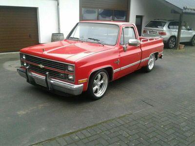 "gebraucht Chevrolet C10 SilveradoPickup 20"" Alu"