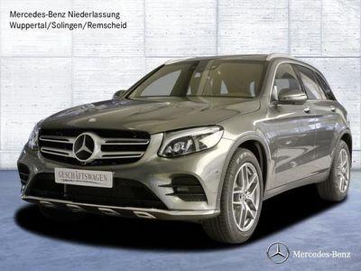 gebraucht Mercedes 350 GLCd 4Matic