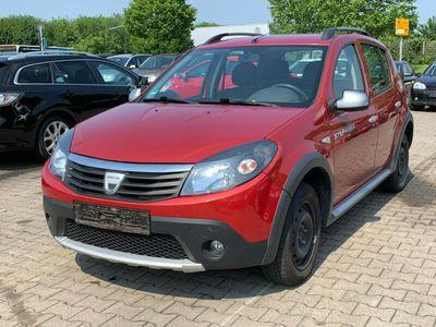 käytetty Dacia Sandero 1.6 MPI STEPWAY ~ ÖLVERBRAUCH ~