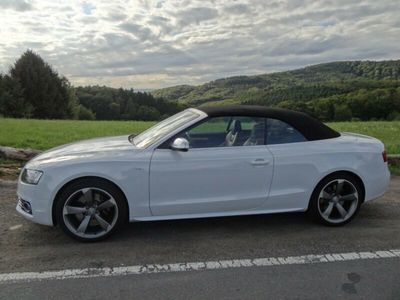 gebraucht Audi S5 Cabriolet S tronic mit ABT Leistungssteigerung