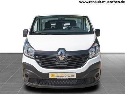 gebraucht Renault Trafic KASTEN III 2.0 dCi 115 L1H1 2,9t el. ASP, el. FH,