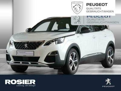 gebraucht Peugeot 3008 1.6 PT180 EAT8 Allure GT-Line AHK Abstandst