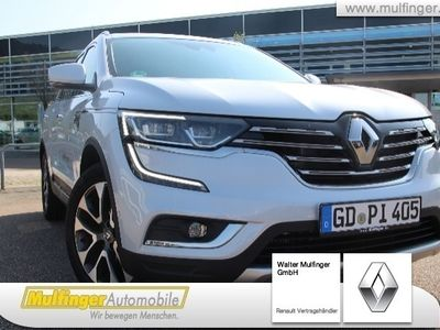 gebraucht Renault Koleos LIMITED dCi 175 X-tronic Winterpaket