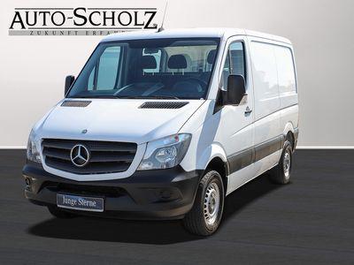 gebraucht Mercedes Sprinter 313 CDI Kasten Navi+Klima+verst.Fahrwer