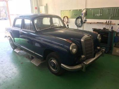 gebraucht Mercedes 219 PontonW105