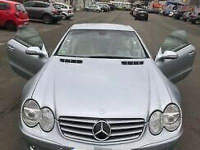 używany Mercedes SL350