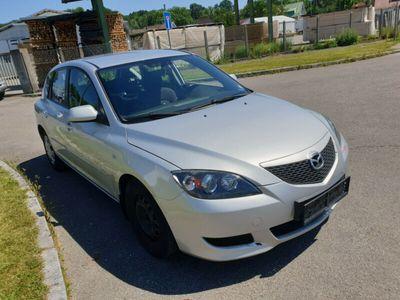 käytetty Mazda 3 1.6TD Sport+KLIMA+EURO3