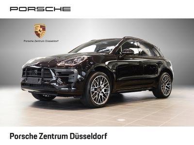 gebraucht Porsche Macan Turbo SportDesign Sportabgasanlage Sport-Chrono