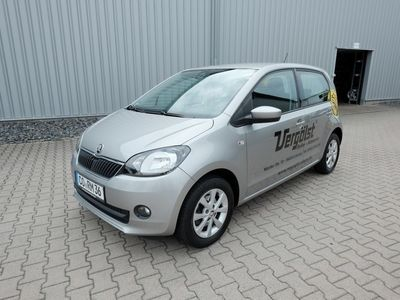 gebraucht Skoda Citigo 1.0 Style Klima/City-Safe-Drive/Bluetooth