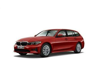 "gebraucht BMW 318 i Touring 17""LMR Klima Sitzhzg PDC Navi LED"