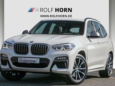 gebraucht BMW X3 M40i M Sportpaket LED H&K PanoDach AHK Sitzhz