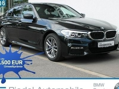 käytetty BMW 530 i xDrive M Sportpaket EGSD HUD LED