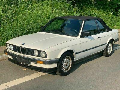 gebraucht BMW 316 BAUR CABRIO *ALPINAWEISS*