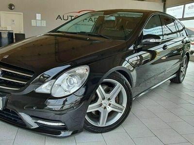 gebraucht Mercedes R350 L 4 MATIC*GRAND EDITION*AMG*7 SITZER*V.LEDER*PANOR