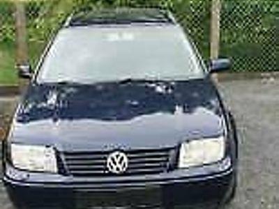 gebraucht VW Bora Wv1.9 tdi 116 ps 6 gang highline