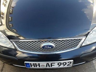 gebraucht Ford Mondeo 2.0 Turnier TDCi Ghia Autom. Navi