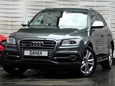 gebraucht Audi SQ5 3.0TDI quattro S-Line*B&O* PANO*MMI*R Kamera*