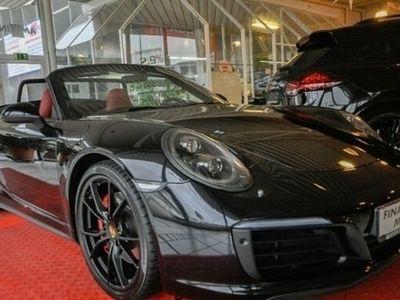 """gebraucht Porsche 911 Carrera 4S Cabriolet PDK""""NP'131000€/LED"""""""