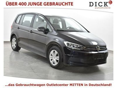 gebraucht VW Touran 1.6 TDI Trendl.>7.SITZER+LED+NAVI+PDC+SHZ