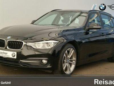 gebraucht BMW 318 d A Tou Sport,Navi,LM,AHK,LED Scheinwerfer,Au