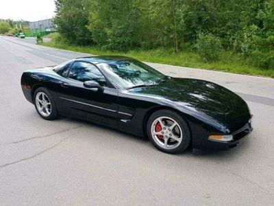gebraucht Corvette C5 Handschalter Targa Tausch