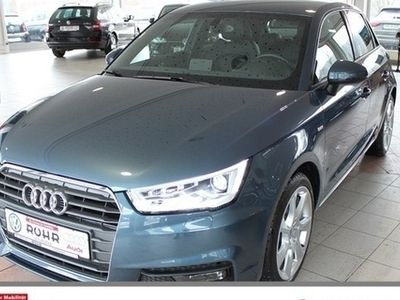 gebraucht Audi A1 Sportback A1 Sportback (XENON,PDC,SHZ,NAVI,FH) 1.