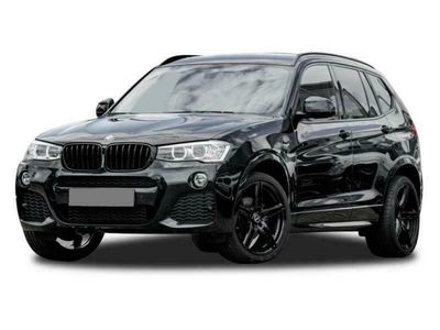 gebraucht BMW X3 X3xDrive20d M Sport BI-Xenon Navi Pano SHZ PDC
