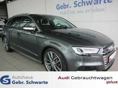 gebraucht Audi S3 Sportback 2.0 TFSI S-tronic quattro LED Navi