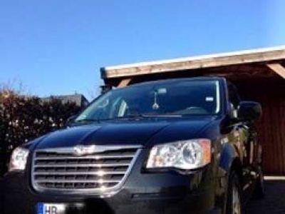 gebraucht Chrysler Grand Voyager 2.8 CRD Automatik Touring, Van, 7Sitzer, Stow'n Go