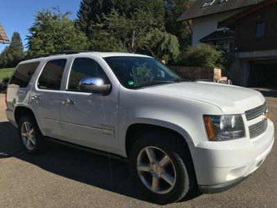 gebraucht Chevrolet Tahoe LTZ, 5,3L, 7 Sitzer, Vollaustattung