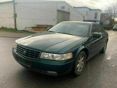 gebraucht Cadillac STS (S5S), 4.6 32V V8, Klima, Sitzheizung, Automatik