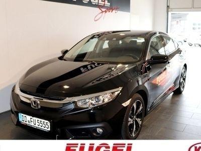 gebraucht Honda Civic 1.6 i-DTEC Elegance SHZ RFK Navi