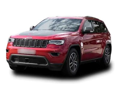 gebraucht Jeep Grand Cherokee 3.0 V6 Multijet 4WD Automatik Trailhawk TECHOLOGIEPAKET